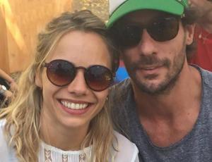 Diego Muñoz confirma embarazo de María Gracia Omegna