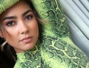 Camila Recabarren anuncia que llevará una dieta vegetariana por los animales