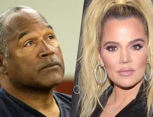 O.J Simpson se refirió a la supuesta paternidad de Khloé Kardashian