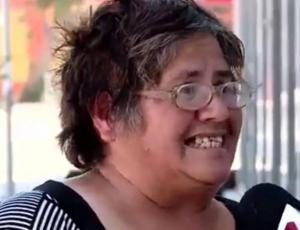 """Mujer del viral """"vístima"""" será beneficiada con casa del estado"""