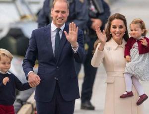 Sujeto condenado por tortura ingresó al hogar del príncipe William y Kate Middleton
