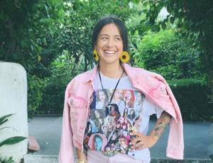 """Denise Rosenthal revoluciona las redes tras el lanzamiento de """"El amor no duele"""""""