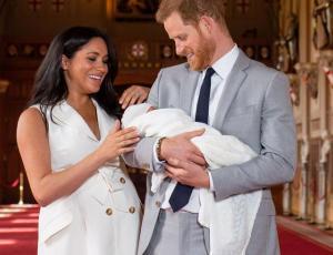 Con foto del pequeño Archie los Duques de Sussex celebraron el día de la madre