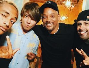 """Mira a Will Smith y a Nicky Jam bailando el """"XChallenge"""""""