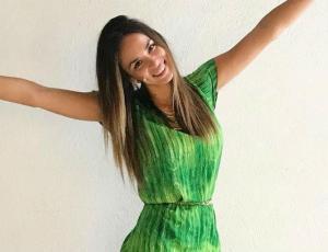 Jhendelyn Núñez aclara supuesta intervención en el rostro