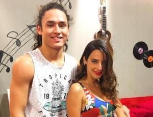 "Confirman romance de Daniela Castillo con pupilo de ""Rojo"""