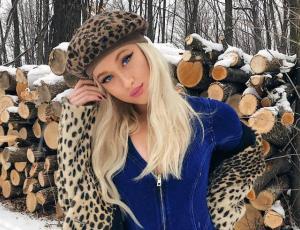 Vesta Lugg luce irreconocible en nuevas fotos de Instagram