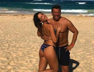 Julio César Rodríguez y Camila Nash atraviesan difícil momento