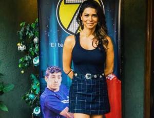 Antonella Ríos se une al bando de las rubias