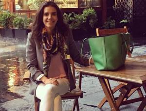 María Luisa Godoy saca su lado fashionista en el París Fashion Week