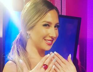 Nicole Moreno anuncia que vuelve a la televisión