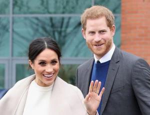 Nombre del futuro bebé de Meghan y Harry es motivo de apuestas en Inglaterra