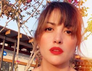 Karen Bejarano revela con selfie al natural todo lo que le costó aceptar sus pecas
