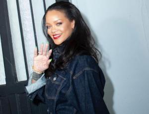 Rihanna lleva el animal print a la sensualidad con increíble resultado