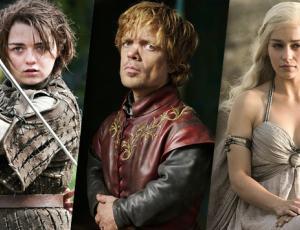 """Los nombres de """"Game Of Thrones"""" se ponen de moda"""