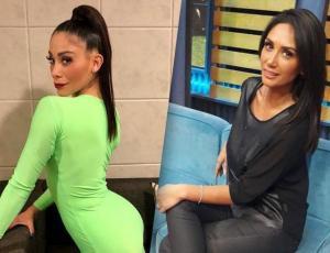 La polémica foto del recuerdo de Yamna Lobos junto a Pamela Díaz
