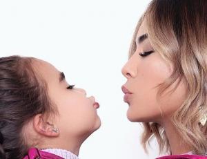 Pareja de Camila Recabarren publica tierno video con su hija