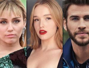La nueva novia de Liam Hemsworth es fanática de Miley Cyrus