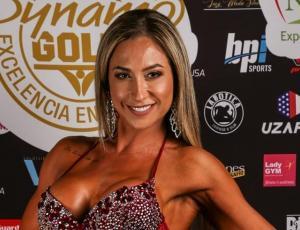 Nicole Moreno representará a Chile en importante competencia internacional
