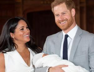 Pequeño hijo de Meghan y Harry tendrá que rendir cuentas al fisco de EEUU