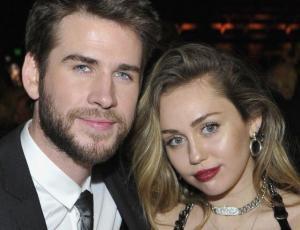 Liam Hemsworth le pidió el divorcio a Miley Cyrus