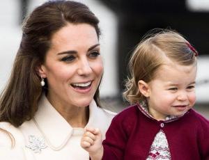 Kate Middleton revela el tierno apodo de su hija Charlotte
