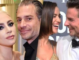 "Ex novio de Lady Gaga le dio ""me gusta"" a sensual foto de Irina Shayk"