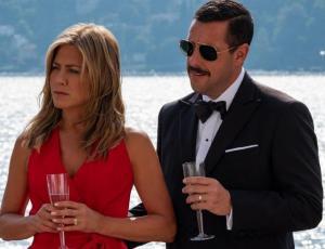 """""""Misterio a Bordo"""": El hitazo de Adam Sandler y Jennifer Aniston"""