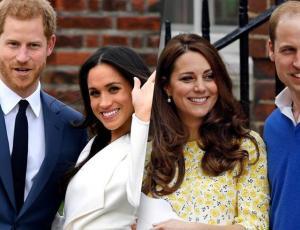 Meghan Markle y el príncipe Harry rompen lazos con los duques de Cambridge