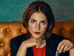 Antonia Aldea, la actriz revelación de Pacto de Sangre