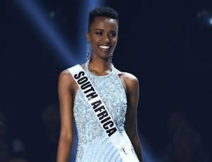 Miss Sudáfrica se corona como Miss Universo 2019