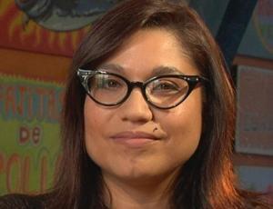 Alejandra Valle incursiona como modelo de lencería