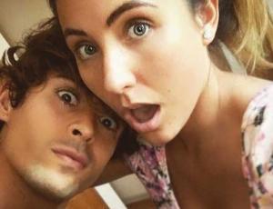 Cristóbal Álvarez sorprende a Ángela Duarte con emotiva sorpresa por su cumpleaños