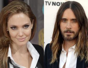 Angelina Jolie y Jared Leto: el nuevo romance de Hollywood
