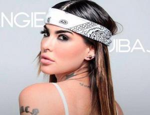 Angie Jibaja lanzó su primera canción en Spotify