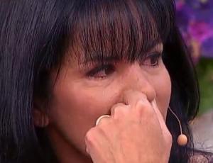 """El desconsolado llanto de Anita Alvarado: """"Estoy cansada de luchar"""""""