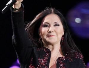 Ana Gabriel, la diva de América en Chile