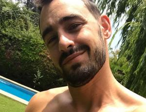 Las románticas fotos de las vacaciones de Ariel Levy y su polola en Punta Cana