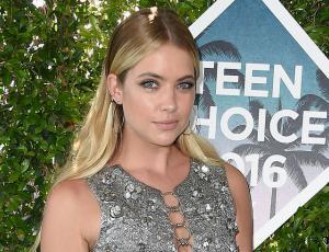 Ashley Benson usó vestido que Kendall Jenner lució en la pasarela