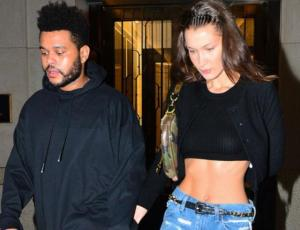 The Weeknd desclasifica fotos inéditas de su relación con Bella Hadid