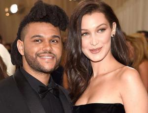 The Weeknd pasó las penas con Bella Hadid ¡a los besos en Coachella!