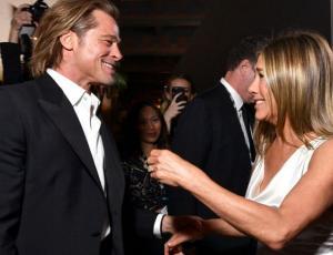 Todos los detalles del bullado reencuentro entre Brad Pitt y Jennifer Aniston