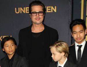 La verdad sobre la mala relación entre Brad Pitt y su hijo mayor Maddox