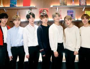 BTS Lanza proyecto global que reúne a artistas de todo el mundo