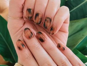 El Carey es lo último en diseño de uñas