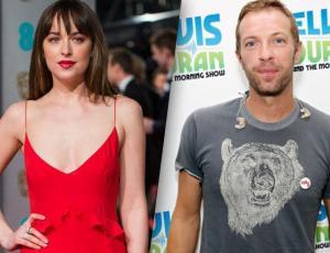Dakota Johnson y Chris Martin enamorados en Malibu