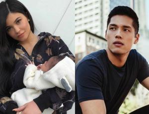 ¿Es Stormi su hija? La nerviosa reacción del guardaespaldas de Kylie Jenner