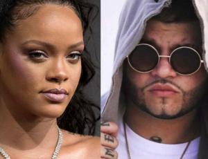 Farruko es criticado por mencionar a Rihanna en su última canción