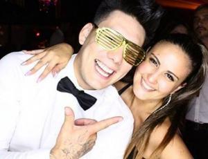 Dash y Mari Almazábar se hicieron un cambio de look en pareja
