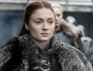"""La """"pequeña"""" fortuna que ha amasado Sophie Turner desde su aparición en Game of Thrones"""